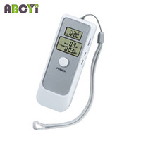 alcohol breathalyzer levels - Dual LCD Display Digital Alcohol Tester and Timer Analyzer Breathalyzer Detector with Clock for Alcohol Level Testing