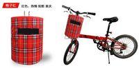 Wholesale Mountain Bike Basket Waterproof Bicycle Basket Folding Bicycle Baskets