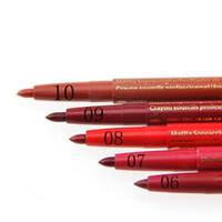 Wholesale Waterproof Professional Lip Liner Pencil Long Lasting Lip Liner Pen Lips Matte Makeup Tools