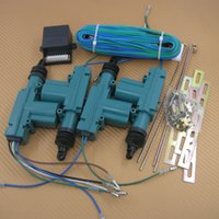 Wholesale car door Universal central door locking system Kit