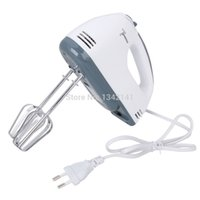 Wholesale Power Hand Electric Food Mixer Operated Mini Cream Mayonnaise Frother Drink Milk Mixer Maker Food Blender A3