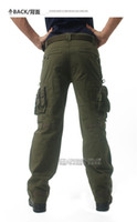 ally cool - Outdoor clothing allies wilderness survival commando cool black trousers pocket