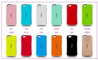 Wholesale New iface Case Candy Color Back Cover Full Protective For iPhone C Retail Package DHL