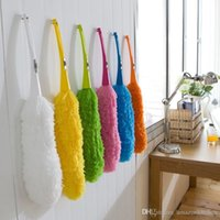 Wholesale Washable Microfiber Duster Free to Bend Car Wash Dry Wet Electrostatic Precipitator House Clean Tool Amazon