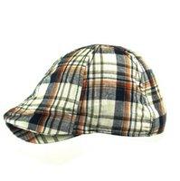 Wholesale 2016 new hats fashion mens womens beret Spring Forward hat Baseball cap factory price stripe cotton Caps