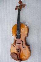 Wholesale Handmade violin solid wood violin practice