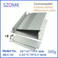 aluminum extrution - aluminum extrution case aluminum radiator amplifier boxes mm aluminum oem case aluminium profiles AK C A1
