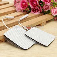 Wholesale 10pcs pair x5cm Electrode Pads for Tens EMS Unit with