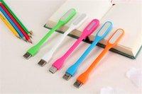 Wholesale USB LED Lamp Light Portable Flexible Led Lamp for Notebook Laptop Tablet PC USB Power