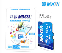 Wholesale MIXZA second generation Micro SD Card GB GB GB Class Memory Card Microsd SD Card for Android Smartphone Tablet