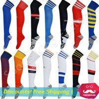 Cheap 2015 Top Thai quality soccer sock Reals Madrid Chelsea AC milan man city inter Milan PSG Dortmund football soccer socks