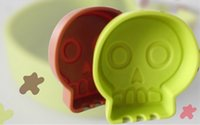 artistic materials - pieces The new ABS material interesting artistic creativity and practical skull ashtray