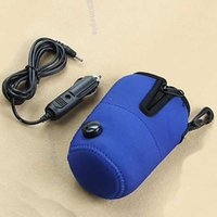 Wholesale A31 Universal Car Warmer Heater For Baby Kids Travel Food Milk Water Bottle Cup DC V Hot Selling A5