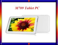 android 3.0 tablet - M709 Inch Android Tablet PC CPU Dual Core GHz With Wifi Bluetooth VS Jumper zmpad s