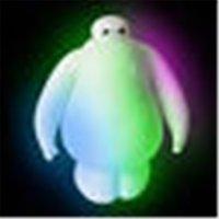 Wholesale 1Pcs Cartoon Movie Big Hero Baymax Robot Plush Toys Dolls Movies TV Toys Hobbies Child Baby Toys Gifts