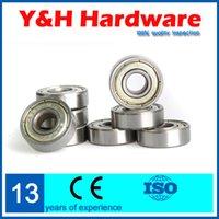 abec ball bearings - Promotion mm Chrome steel bearings zz abec skateboard ball bearing