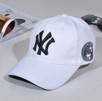 Wholesale NY baseball caps snapbacks Hats Adjustable cap popular leisure Hip hop Hat Men and Women Christmas Gift