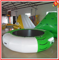 inflatable horse - Fedex fast shipping inflatable water trampoline with top quality