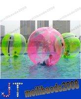NUEVO pool bola Walk Agua PVC pelota inflable bola del agua multifunción bola bailando bola del agua transparente 1.50m de diámetro envío libre MYY15053