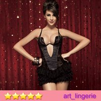 1350 neck corset leather - Crocodile Leather and Faux Suede Corsets Deep V Neck Full Dress Render Party Top Corset Bustier Club Dress