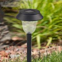 Wholesale Ground Insert Sense Lamp Solar Power Gardern Decoration Landscape Lighting Pathway Lawn LED White Light Hot Sale