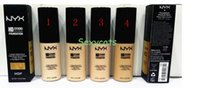 liquid minerals - 48pcs NYX New HD Studio Photogenic Foundation Mineral Enriched Tale free Paraben Free