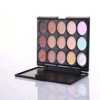 Wholesale Professional Colors Concealer Foundation Contour Face Cream Makeup Palette Pro Tool for Salon Party Wedding Daily