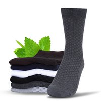 Wholesale Red Cycling Sports Business Affairs Male Socks Antibiosis Deodorization New Type Bamboo Fiber Resist Fluff The Ball Elite