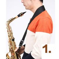 baritone sax harness - Excellent Quanlity Black Portable Adjustable Profess Design for Alto Soprano Baritone Tenor Sax Neck Strap Hook Harness Belt