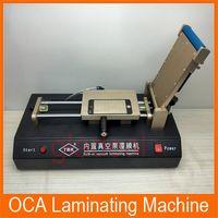 machine - 2015 Latest Universal Built in Vacuum Pump OCA Polarized Film Laminating Machine For Repair LCD Touch Screen of Galaxy iPhone