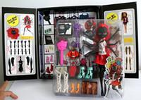 armed spider - Monster High WEBARELLA Wydowna Spider Doll Arms Monster Figure toy Monster Hight doll Removable Black Spider Polyarticular