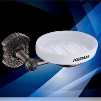 Wholesale OEM custom processing Cody exquisite full bath soap platter I608 copper hotel home