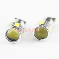 lens for cree led - T10 W5W Interior CANBUS LED SMD with Cree Lens Projector Aluminum Alloy Bulbs Endurable For Audi