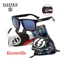 electric - New Fashion Brand Electric Sunglasses Cycling Glasses Men Sport Designer oculos de sol Low Price brand eyewear Coating with box