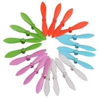 Wholesale High Quality Colorful cheerson cx cx10 blade spare parts propeller main blades cx RC quadcopter helicopter