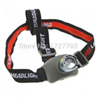 Cheap 800 lm Adjustable cree headlights using 1.5V AAA batteries CREE Q5 LED type Camping Zoomable Flashlight