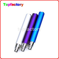 battery ce marking - CE Mark ego t Battery Mod Ego t Battery mah mah mah ROSH certification for Electronic Cigarettes Various colors Free ship