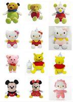 Wholesale 2015 Baby Infant Toddler s Feeding Nursing Bottle Bag Case Cartoon Animal With Handle Insulation Kits Scale