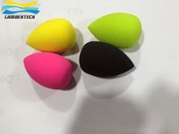 Wholesale 2015 Makeup Sponge Blender Blending Powder Smooth Puff Flawless Beauty Foundation Sponge foundation Colorful for Choose Free DHL