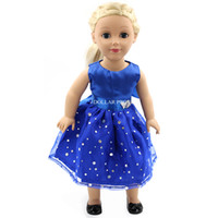 adorable doll clothes - Vinyl Adorable American Dolls That Look Real In Sequined Party Dress Christmas Doll Toys Gift