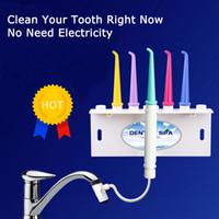 Wholesale Healthy Water Pick For Teeth Classic Plus Water Flosser Oral Irrigator Unit Equipment Teeth Cleaning Tools