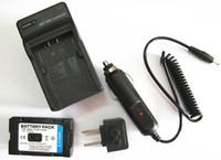 Wholesale 1300mAh Rechargeable Battery Charger for Panasonic CGR D08 CGR D16 CGR D28 CGR D54 CGR D120 CGR D220 CGR D320 HITACHI DZ BP14 BP16 DZ BP28