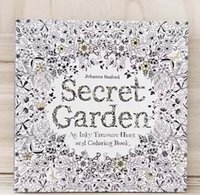 Wholesale Decompression Artifact Secret Garden An Inky Treasure Hunt and Coloring Book Secret Garden Coloring Book