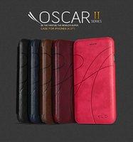 Wholesale iphone plus case Original kalaideng OSCAR II series flip leather case for iphone