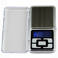 Wholesale 200g x g Mini Electronic Digital Jewelry weigh Scale Balance Pocket Gram LCD Display With Retail Box Factory price