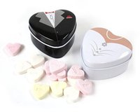 Cheap Bride groom Mint tin wedding favor box 500PCS LOT free shipping dressed to the nines wedding candy box