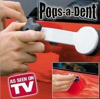 Wholesale Car styling covers Damage Repair Removal Tool Glue Gun DIY Paint Care Car Repair Tools Kit fix it pops a dent AY002 fx