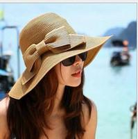 Cheap straw hats for women Best ladies wide brim hat