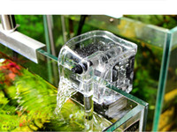Wholesale External Oxygen Pump Waterfall Filter for Fish Turtle Tank Aquarium V Aquariums Accessories