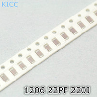 cogs - PF J COG Capacitor Multilayer Chip ceramic capacitor